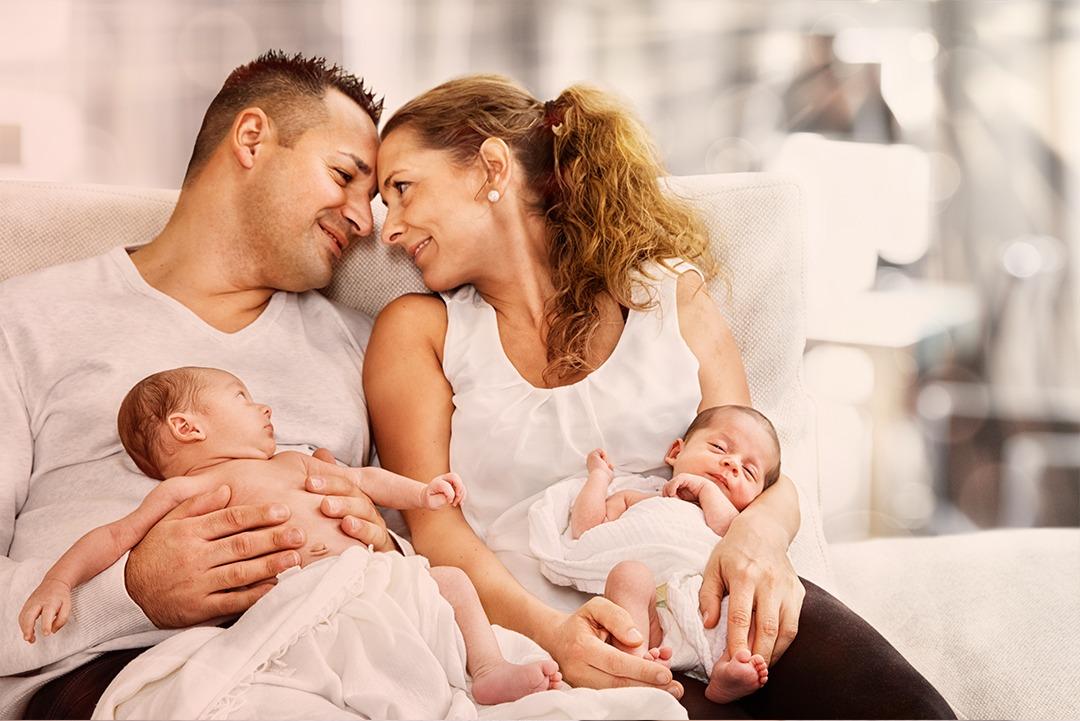 Jumeaux, triplés : une grossesse différente?